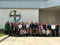 Bayer Supply Centre Factory Tour